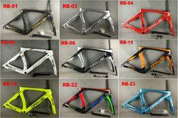 2019 пластиковые велосипедные педали 20 цветов 2018 Cipollini RB1K один Di2 велосипед углерода дорожный велосипед рамы 3k ткать велосипед Frameset
