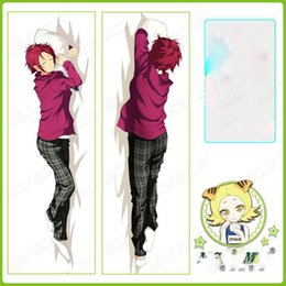 Wholesale Hot Anime Pillowcase - Super hot anime idol dream 64076 offering Foreign trade supply 50 x150 peach skin velvet pillowcase
