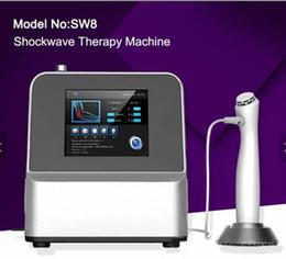 2019 macchina di terapia con onde d'urto Urto acustico di alta qualità / onda Shockwave / terapia di Shockwave della macchina di terapia HelpSlimming Funzione certificazione di rimozione del dolore del CE macchina di terapia con onde d'urto economici