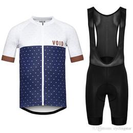 VOID 2018 Homens Ciclismo Jerseys Definir Mangas Curtas Verão Road Bike Wear Quick Dry roupas de Corrida MTB Ropa ciclismo M2803 de