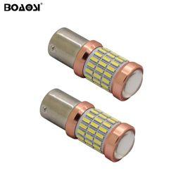 2019 1156 светодиодный индикатор высокой мощности Высокая мощность S25 1156 BA15S 30W P21W LED 4014 Cree чип обратного света резервного копирования Led Reverseing лампы лампы лампы дешево 1156 светодиодный индикатор высокой мощности