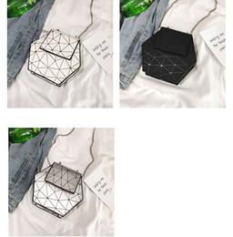 Chaîne de fée en Ligne-New wave wild fashion mini épaule fée fée chaîne diamant sac carré pour 3 couleurs différentes