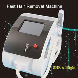 cara de la máquina láser en casa Rebajas Máquina de tratamiento con láser para el retiro del vello facial con retiro de vello facial ELight shr shr para el uso en el hogar