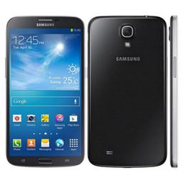 Восстановленный оригинальный Samsung Galaxy Mega 6.3 I9200 6.3-дюймовый двухъядерный 1.7 GHz Ram 1.5 GB Rom 16GB 8MP WCDMA смартфон от