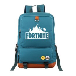 72e99d29043a Fortnite Battle Royale Travel Backpack Unisex Kids School Shoulder Bags  Backpack Teenager Students Bag Sports Outdoor Tote Xmas