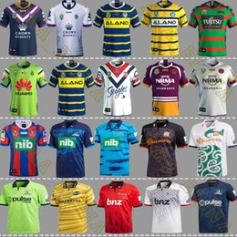 Wholesale Broncos Jerseys - new Zealand Super rugby 2018 rugby jerseys Parramatta Eels Cowboys Broncos Newcastle Knights Roosters Rabbitohs Leeds Rhinos Melbourne Storm