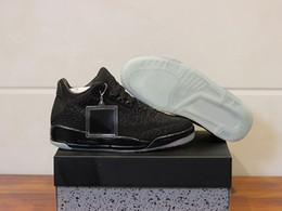 2018 Новые 3 Fly вязать Антрацит-черный мужчины баскетбол обувь хорошее качество резиновая подошва дизайнер тренеры кроссовки спортивная обувь с коробкой cheap good rubber shoes от Поставщики хорошие резиновые туфли