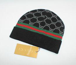 Casual Hip Hop Bonnets Chapeau Pour Hommes Femmes Tricoté Chapeaux Crochet Ski Cap Chaud Skullies Gorros ? partir de fabricateur