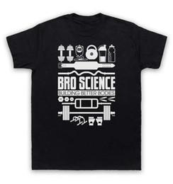 Wholesale Better Bodies - Bro Science T Shirt Building Better Bodies