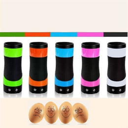 Wholesale ring maker - Automatic Egg Roll Maker Cup Multi Functional Silicone Eggs Boiler Colourful Kitchen Cooking Tools 32jy Y R