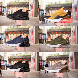 Wholesale hot photos nude - 270 Bruce Lee Teal Triple Black White Brown Medium Olive Navy Hot Punch 27C Photo Blue mens casual Shoes for men 270s sports sneakers women