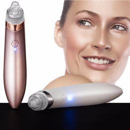 Wholesale Beleza Hot Aparelho Cravo Beleza Cuidados Com A Pele Elétrica Artefatos Casa Acne Poros Limpo Esfoliante Limpeza Instrumento Facial