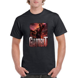 GAMBIT X-Men Marvel Movie Pride Of The Creature Camisetas desde fabricantes