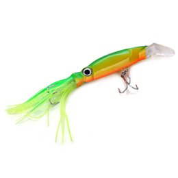 buzzbait lures Promo Codes - 6pcs 14cm Fishing Lure Bionic Bait Artificial Hard Plastic Buzzbait 40g metal spinner fishing buzzbait with single hook