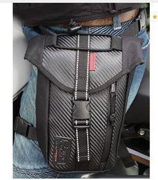 Nuevos Hombres Oxford Leg Bag Drop Fanny Cinturón de cintura Hip Bum Travel Motocicleta Riding Trend Cubierta del teléfono celular Funda impermeable Pack monedero desde fabricantes