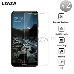 2019 lite guard 2 pcs 0.26mm 2.5D Verre Trempé Pour Huawei Mate 10 Lite Écran Protecteur Garde Film Pour Huawei Mate 10 Lite Verre promotion lite guard
