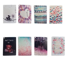 Wholesale Custom Paint Design - for ipad 234 mini 1 2 3 ipad5 6 Phone Case Soft TPU painting Embossed Relief Transparent shockproof Dust Proof Design custom