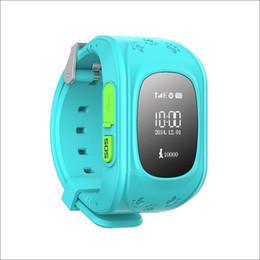2019 gps android gprs HOT q50 smart watch crianças kid relógio de pulso gsm gprs localizador gps tracker anti-perdida smartwatch guarda criança para ios android desconto gps android gprs