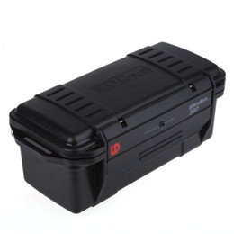 Equipo seguro online-Envíe desde USCN 4 Seasons Professional Water Proof Case Outdoor Convenient Large Capacity Safe Box Items Storage Equipment