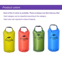 b995171c2ff9 Ultralight Waterproof Bag Trekking Bag Silicone Pack Dry Sack Waterproof  Bags For Kayaking Rafting Camping Hiking 5L