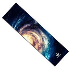 Cubierta de papel online-2018 Hot New DIY 1PC 83x24cm longboard grip cinta longboard Deck Griptapes PVCSilicon Gráfico Sand Paper Skateboard Grip Tape