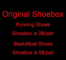 Wholesale Custom Shoe Boxes - Must Be Buy With the shoe Shoes Laces Insoles etc shoes accessories  Extra hard box  Extra shipping cost   Custom Cost  Price difference Etc
