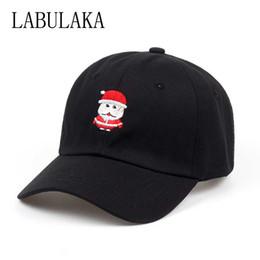 Cartoon Santa Claus Baseball Cap Women Summer Dat Hats High Quality Snapback  Caps Men Hip Hop Adjustable Hat Embroidery Bone Cap 00989cf46b33