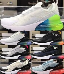 58cfe5d0b Newest design Flair be ture 270 Shoes training sneakers 2018 Running Shoes  for men women boots walking sport boosts fashion athletic shoes