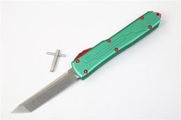 Охотничьи ножи онлайн-Специальное предложение ! Новые прибывшие Mic UT Bounty 4 модели Hunter Hunting Folding Карманный нож Нож выживания benhmade Xmas подарок для мужчин копии