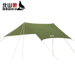 Wholesale Outdoor Shelter Canopy - Brand 300*300cm Outdoor Sun Shelter Camping Tent Waterproof Awning Multifunction Canopy Beach Picnic Mat Outdoor Accessories