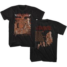 Aerosmith Tall T-Shirt Jouets Dans Le Grenier Soutien Dropship Tee Tees Shirt Pour Hommes Imprimé À Manches Courtes Jour de Thanksgiving Custom XXXL Party ? partir de fabricateur