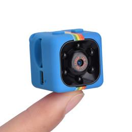 caméra cachée de vision nocturne sans fil Promotion Micro CameraSQ11 Mini caméra HD 1080P Vision nocturne Mini caméscope Action DV Enregistreur vocal