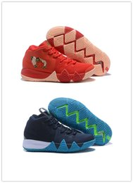 Wholesale Genuine Killer - 2018 new 4s 4 fashion irving Men star Basketball CRAZY EXPLOSIVE mid kyrie Basketball sneaker Newest release for kyrie sport Shoes killer
