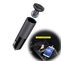 Mini fone bluetooth online-AWEI A870BL Mini Auriculares Bluetooth Cargador de Teléfono para Coche Auriculares Inalámbricos Auriculares Auriculares Fone de ouvido Auriculares