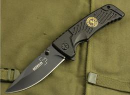 Boker DA-9 (negro) cuchillo plegable Cuchillos Caza de Camping Al Aire Libre de Regalo Cuchillo de Regalo de Navidad cuchillo para hombre 1 unids freeshipping desde fabricantes