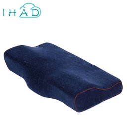 Wholesale Quality Memory Foam Pillows - High quality double pillow case memory foam pillow bedding therapy neck head protection memory neck health care
