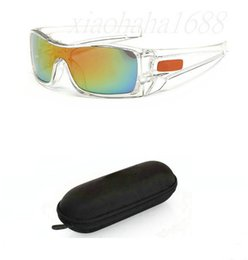 Wholesale Batwolf Sunglasses - One Pair With Case Fast Delivery Fast Delivery Batwolf Sunglasses Fashion Beach Sunglass Outdoor Sport sunglasses Many Colors.