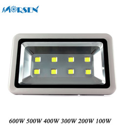 Discount led projection floodlights - 1pcs Led Floodlight Projection Lamp 600W 500W 400W 300W 200W 150W Work Lamp Outdoor Spotlight Projection Light AC85-265V#20