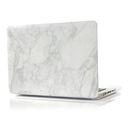 Vendita calda MacBook Air 13 Pro 15 Custodia in marmo Custodia protettiva in plastica rigida per la nuova Macbook Retina da