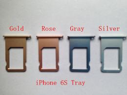 Pour iPhone 5 5s 5c 5SE 6 6Plus 6S 6S Plus 7 7 Plus 8 8 Plus titulaire de la carte SIM porte-bac de remplacement ? partir de fabricateur