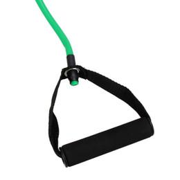 Fascia di resistenza di gomma del lattice di gomma naturale Corda di tubo di Exerciese Esercizio elastico Banda di yoga Pilates Attrezzature di allenamento di allenamento da