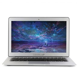 Wholesale Computer Netbook - ZEUSLAP-X3 13.3inch 1920X1080FHD IPS Screen intel core i5 cpu 4GB RAM 128GB SSD Metal Case Fast Running Netbook laptop computer