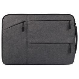 Wholesale wholesale designer hand bags - New Business Laptop bags Designer hand bags 13.3 14inch 15.6inch Waterproof Nylon NotBag Multifunctio handbag Laptop Bag