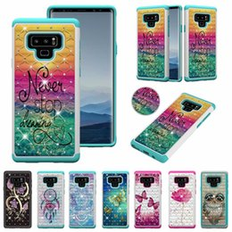 a1634b42a1c Luxury Hybrid Slim Armor Case for Samsung Galaxy Note 9 Case Silicone Hard Cover  For Samsung Galaxy S9 Plus S8 Plus j7 Prime Coque Funda
