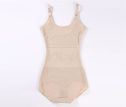 Wholesale full body lingerie - Slimming Underwear Shaper Bodysuit Lingerie Belt Full Body Underwear Women Tummy Control Corset Breathable Postpartum Shaperwear