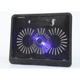 Canada Nouveau Notebook Radiateur Cooling Pads Ultra-mince Notebook Radiator 14 Pouces Offre