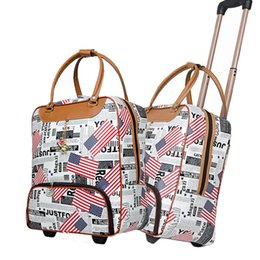 Модные сумки онлайн-LHLYSGS  High Quality Women Fashion Travel  Multifunction Hand Suitcase Luggage Bag Sportsing Duffle Tug Cases
