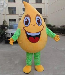 Wholesale Character Mascot Costumes For Sale - 2018 High quality mango mascot costume adlut suit food cartoon character mascots for sale