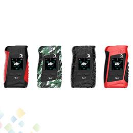 Tela de velocidade on-line-Autêntica Yosta Livepor 230 Box Mod 230 W 0.01 s Velocidade de Aceleração Rápida 1.33 polegada tela IPS Ecig Fit 510 Atomizadores DHL Livre