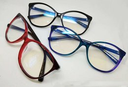 a227fe4f12 2018 Round Spectacle Frame for Female Grade Computer Glasses Fashion  Reading Cat Eye Glasses Women Optical Prescription Eyewear